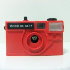 Fotocamere: VISOR CÁMARA FOTOS MUSEO DE CERA - 8 DIAPOSITIVAS - UNA CON PERSONAJES DE LA PELÍCULA STAR WARS. Lote 217940486