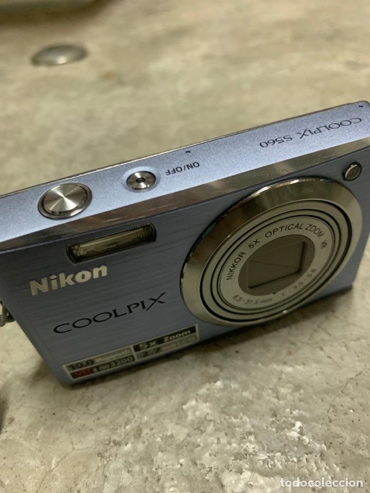 Cámara de fotos: Cámara Nikon Coolpix - Foto 2 - 218236335