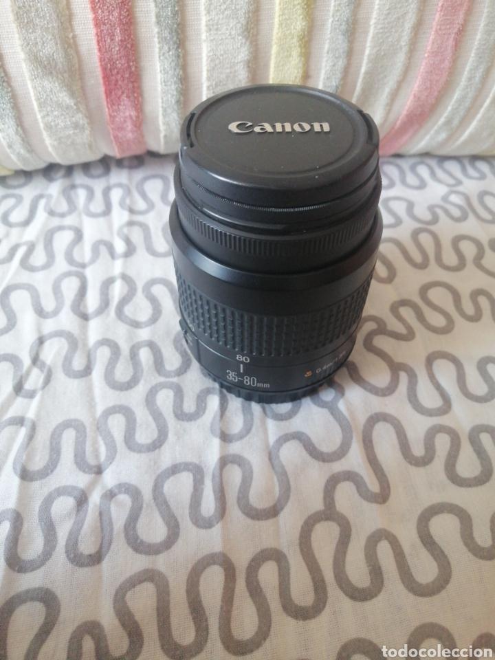 Cámara de fotos: Camara canon eos - Foto 2 - 218381592