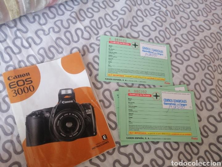 Cámara de fotos: Camara canon eos - Foto 13 - 218381592