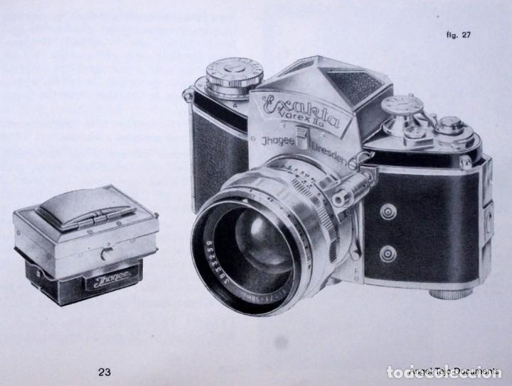 Cámara de fotos: Manual Exakta Varex II a .Excepcional.En Francés. - Foto 5 - 218595775