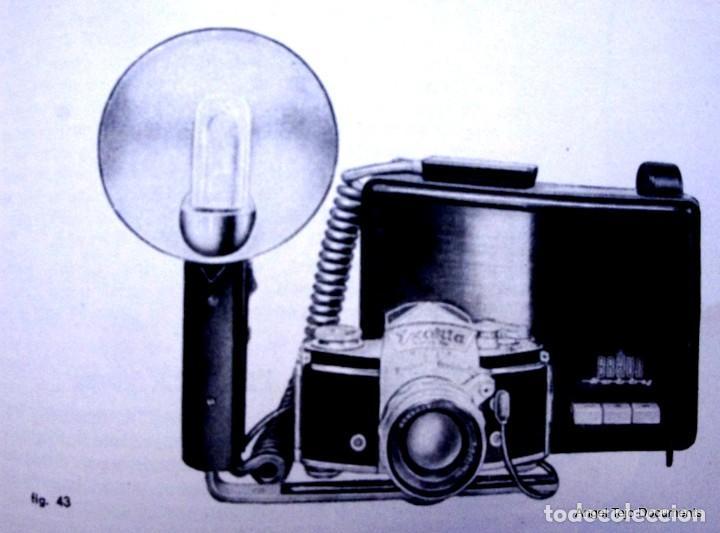 Cámara de fotos: Manual Exakta Varex II a .Excepcional.En Francés. - Foto 7 - 218595775