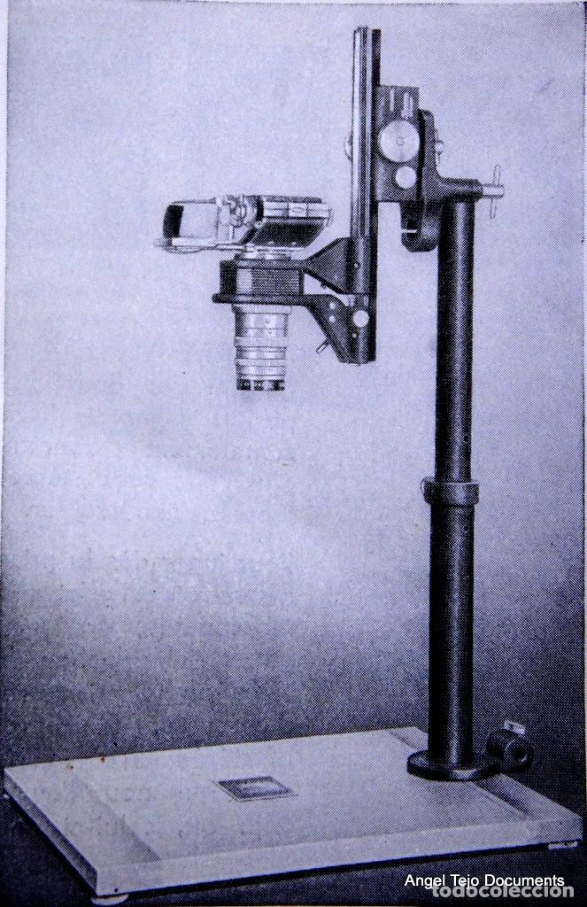 Cámara de fotos: Manual Exakta Varex II a .Excepcional.En Francés. - Foto 17 - 218595775