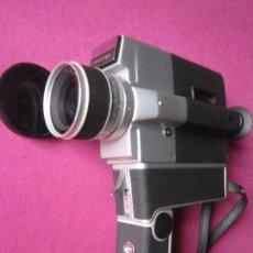 Cámara de fotos: CAMARA FILMADORA TOMAVISTAS SUPER-8 SANKYO CM 400 SUPER ZOOM 35 MM.. Lote 218626371