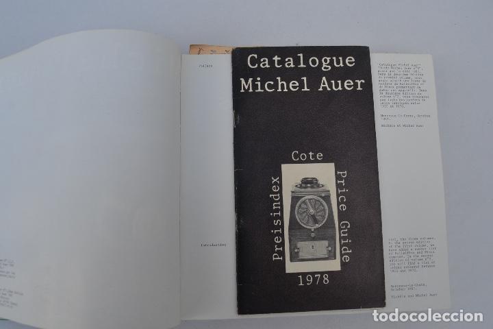 Cámara de fotos: The collectors guide to antique cameras Michel Auer 2280 camaras descritas y precios - Foto 2 - 218631407
