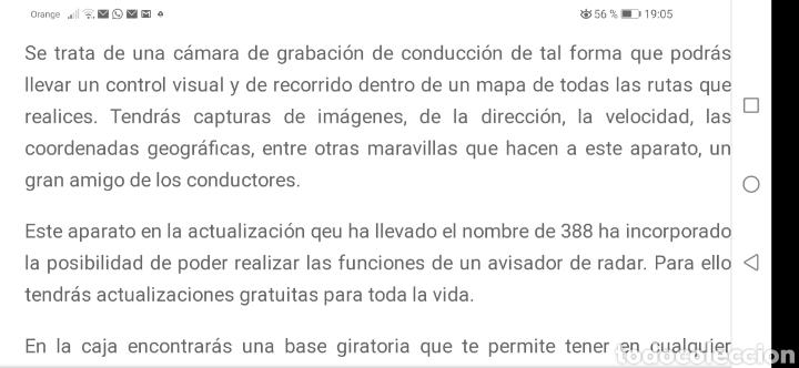 Cámara de fotos: GRABADORA DE CONDUCCIÓN MIO - Foto 7 - 218749502