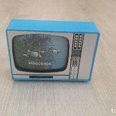 Cámara de fotos: TELEVISOR TELEVISIÓN VISOR DIAPOSITIVAS ESTEREOSCOPICO VINTAGE - PUIGCERDA. Lote 219280261
