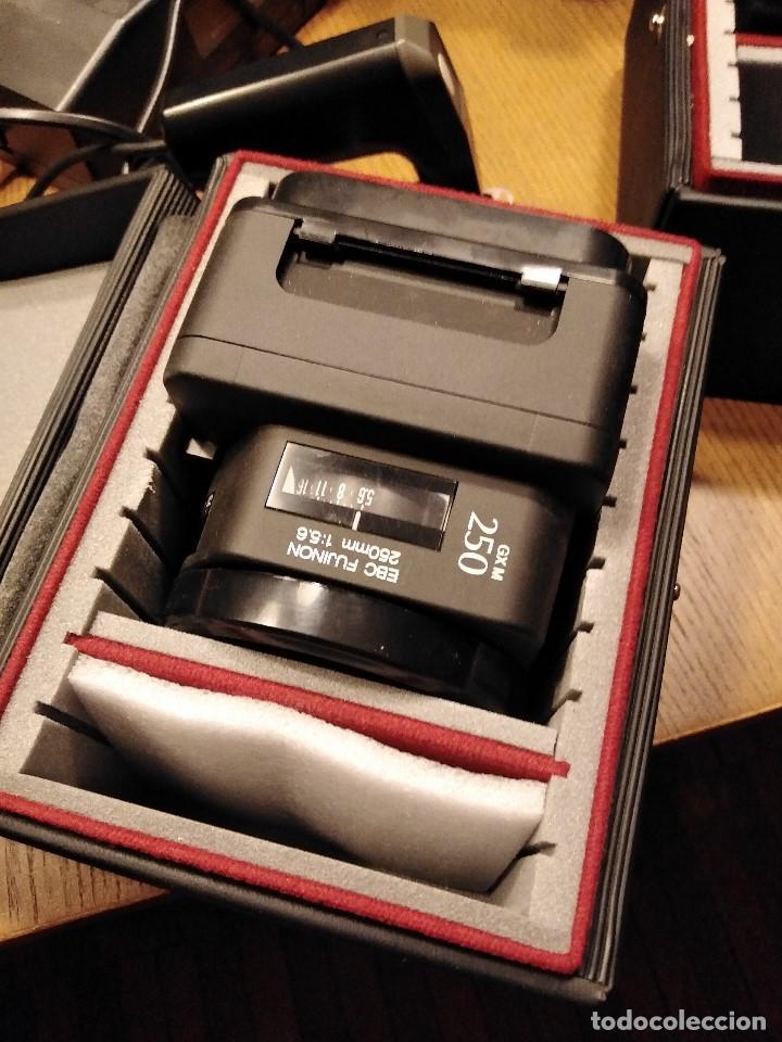 Cámara de fotos: Apabullante equipo de fotografia profesional FUJI GX-680 con tres objetivos, para placas y película - Foto 4 - 220422628