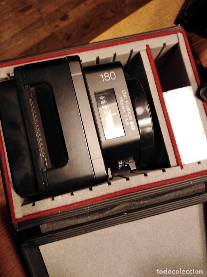 Cámara de fotos: Apabullante equipo de fotografia profesional FUJI GX-680 con tres objetivos, para placas y película - Foto 6 - 220422628