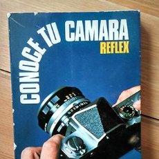 Cámara de fotos: CONOCE TU CÁMARA RÉFLEX. WILLIAM R. HAWKEN. DAIMON. PEDIDO MÍNIMO: 6 EUROS. Lote 220693115