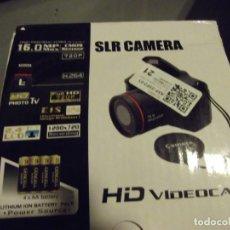 Cámara de fotos: CÁMARA 16 MPX DIGITAL NUEVA. Lote 220799245