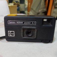 Cámara de fotos: CAMARA DE FOTOGRAFÍA KODAK POCKET A-1. Lote 220974061