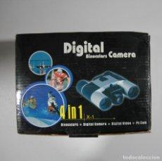 Cámara de fotos: PRISMATICOS 4 EN 1 Y HACEN FOTOGRAFIAS. Lote 221247092