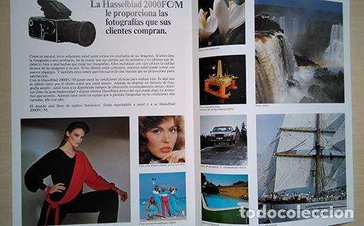Cámara de fotos: Hasselblad 2000FC/M. 28 x 21 cm. 8 páginas - Foto 2 - 221503240