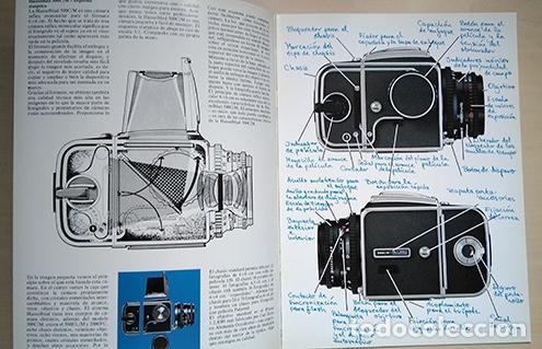Cámara de fotos: Hasselblad 500C/M. 28 x 21 cm. 12 páginas - Foto 2 - 221503518