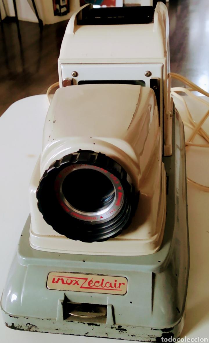 Cámara de fotos: Proyector dispositivos años 50.marca INOX ECLAIR 300-500 - Foto 5 - 221784583