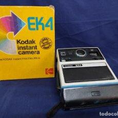 Cámara de fotos: CAMARA KODAK INSTANT EK4 EN SU CAJA ORIGINAL. Lote 221935010