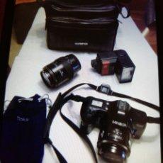 Cámara de fotos: CAMARA FOTOGRAFICA MINOLTA (COMPLETA). Lote 222074112