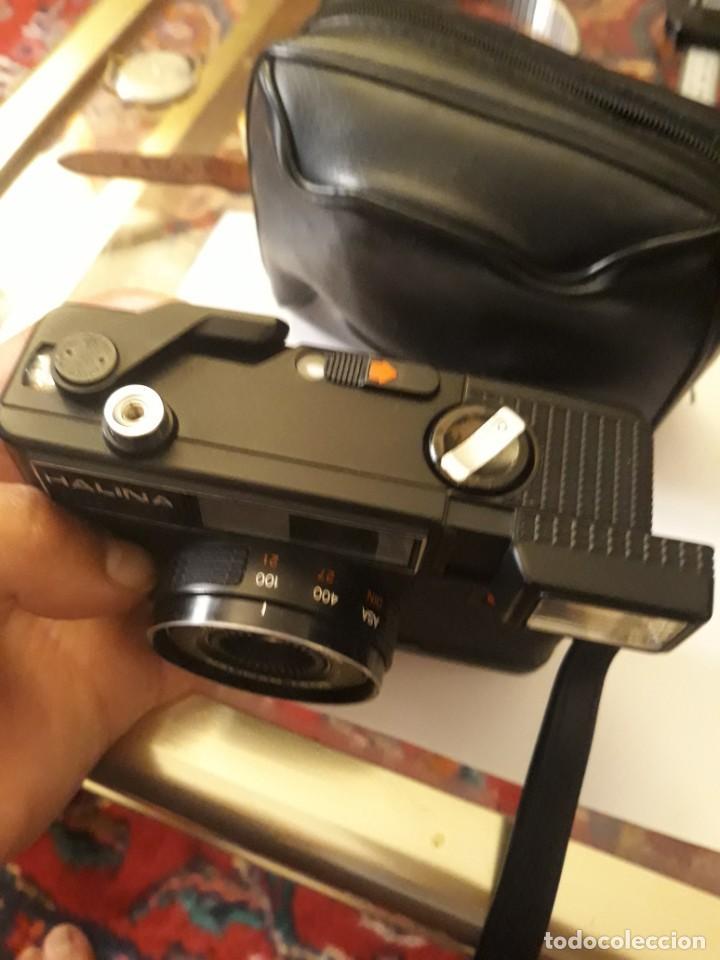 Cámara de fotos: camara fotografica halina flash 400 - Foto 2 - 222097551