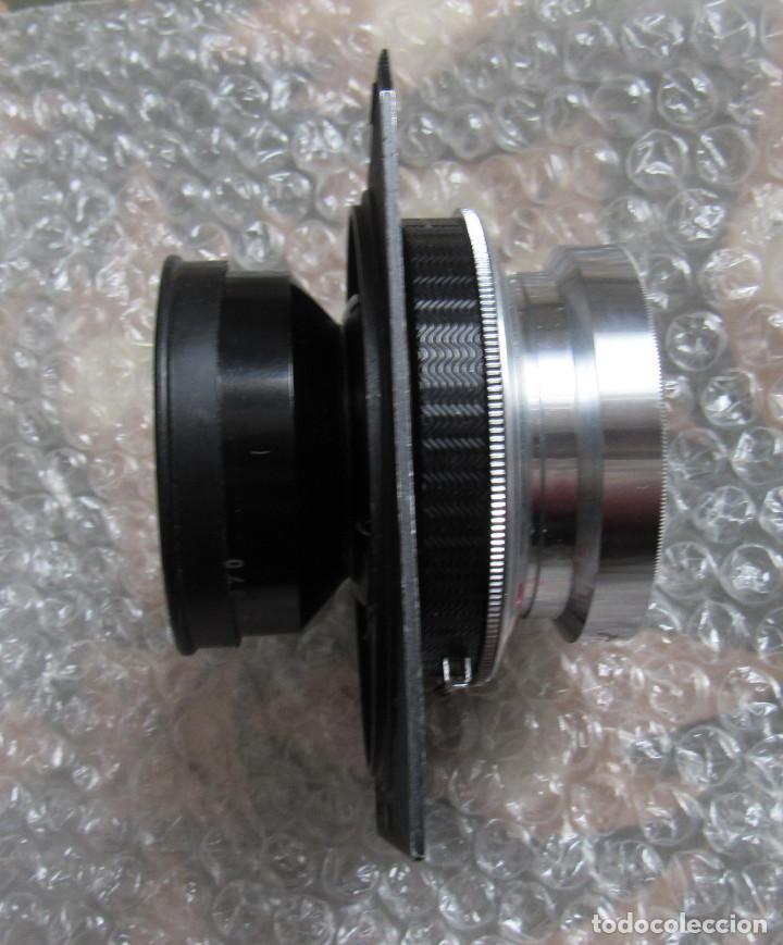 Cámara de fotos: 210mm f5,6/ 370mm f12 Schneider Symmar convertable lens. Linhof shutter, lens board, caps - Foto 2 - 223205867