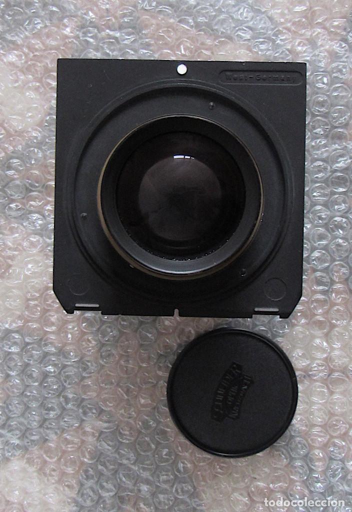 Cámara de fotos: 210mm f5,6/ 370mm f12 Schneider Symmar convertable lens. Linhof shutter, lens board, caps - Foto 3 - 223205867