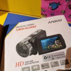 Cámara de fotos: CAMARA RECORDER DIGITAL VIDEO NUEVA SIN ESTRENAR. Lote 223382022
