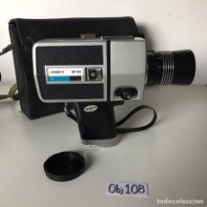 Cámara de fotos: TOMAVISTAS SOUND LOADMATIC MP 303 - SUPER 8 - MARCA RARISIMA. Lote 223413685