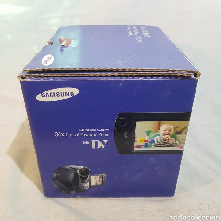 Cámara de fotos: SAMSUNG DIGITAL CAM 34X OPTICAL - Foto 4 - 224038112