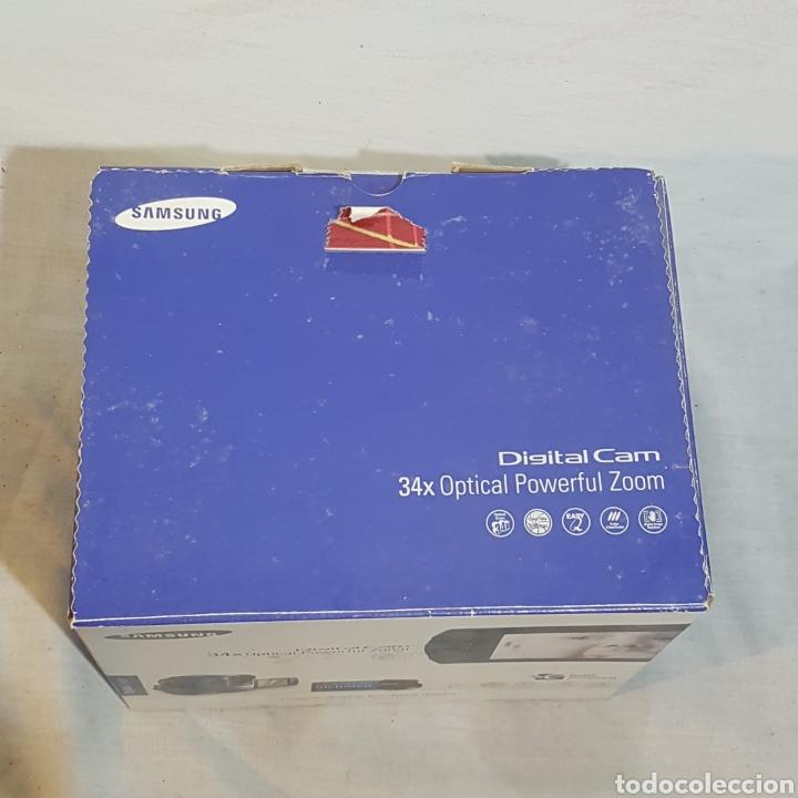 Cámara de fotos: SAMSUNG DIGITAL CAM 34X OPTICAL - Foto 5 - 224038112