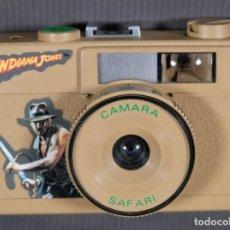 Appareil photos: CÁMARA SAFARI INDIANA JONES. Lote 224304496