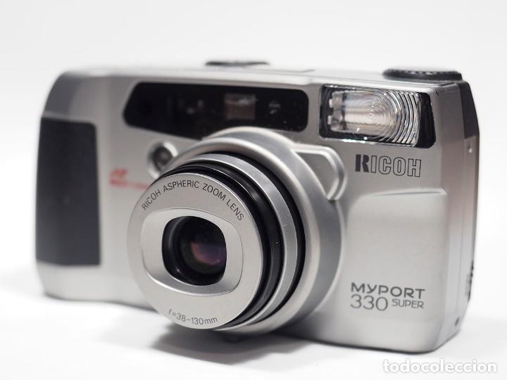 RICOH MYPORT 330 SUPER AF COMPACTO 35MM LENTE ZOOM 38-130MM (Cámaras Fotográficas - Otras)