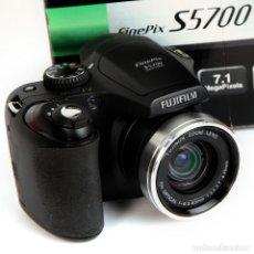 Cámara de fotos: FUJIFILM FINEPIX S5700 DIGITAL. Lote 224790743