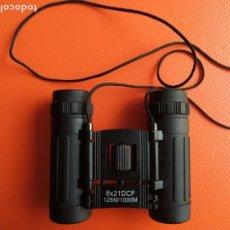 Cámara de fotos: PRISMATICOS 8X21DCF -128M/1000M. NUEVOS.. Lote 225090180