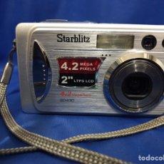 Cámara de fotos: CÁMARA DIGITAL STARBLITZ SO430 DE 4,2 MEGA PIXELS, FUNCIONA .. Lote 225148425