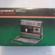 Cámara de fotos: CAMARA FOTOGRAFICA HANIMEX 420 SENSOR A ESTRENAR. Lote 225552141