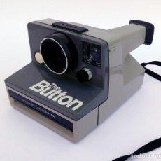 Cámara de fotos: CÁMARA FOTOGRÁFICA INSTANTÁNEA POLAROID MODELO THE BUTTON SX70 - 1980. Lote 225818900