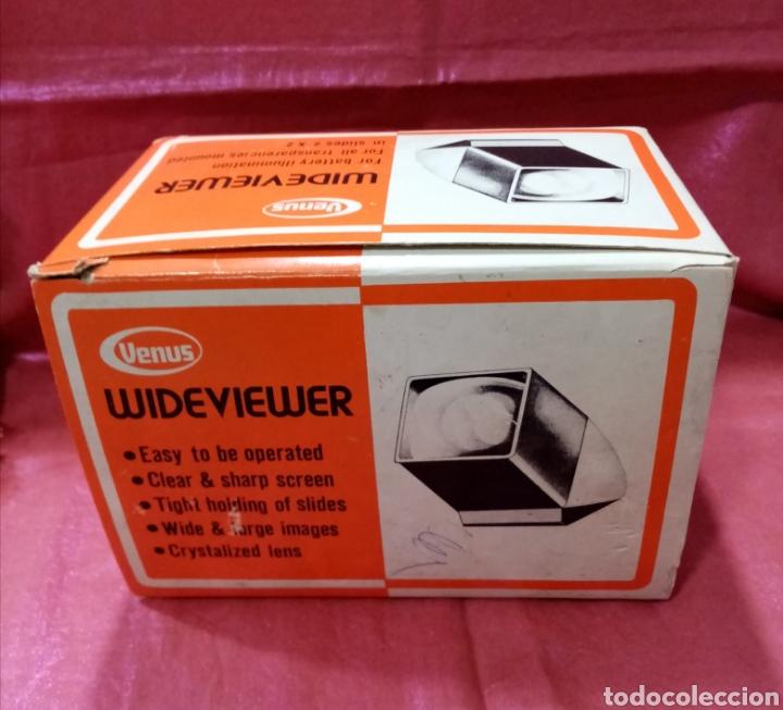 Cámara de fotos: Visor de diapositivas Venus de Wideviewer a estrenar - Foto 3 - 225881920