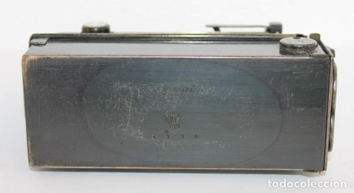 Cámara de fotos: Cámara estereoscópica Verascope de Jule Richard con gran cantidad de accesorios. Paris 1900 - Foto 4 - 226098550