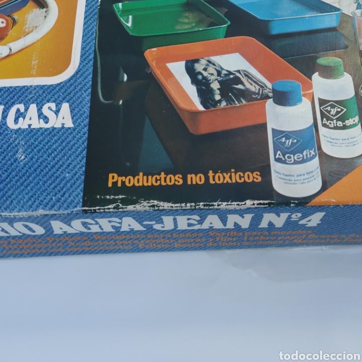Cámara de fotos: Gran lote LABORATORIO FOTOGRÁFICO AGFA-JEAN, con ampliadora, nunca antes vendido en Todocolección - Foto 14 - 226300250