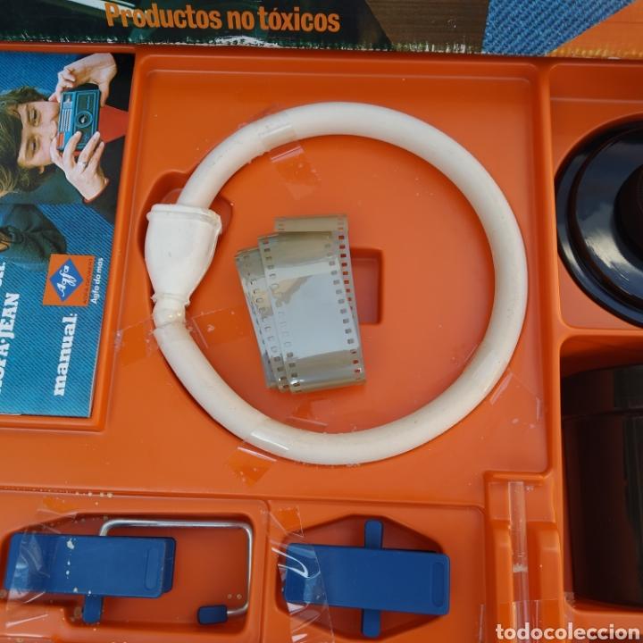 Cámara de fotos: Gran lote LABORATORIO FOTOGRÁFICO AGFA-JEAN, con ampliadora, nunca antes vendido en Todocolección - Foto 26 - 226300250