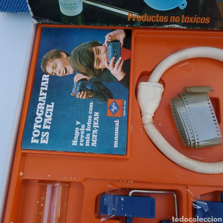Cámara de fotos: Gran lote LABORATORIO FOTOGRÁFICO AGFA-JEAN, con ampliadora, nunca antes vendido en Todocolección - Foto 28 - 226300250