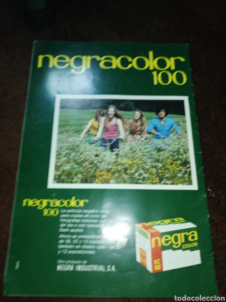 Cámara de fotos: NEGRA INDUSTRIAL(1973) CATALOGO Y TARIFA CÁMARAS FOTOGRAFICAS Y ACCESORIOS. - Foto 10 - 227184164