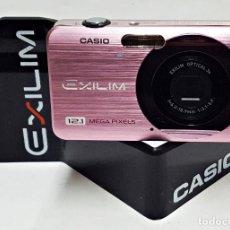 Cámara de fotos: MAQUETA DE CAMARA CASIO EXILIM EZ-290 ROSA CLARO . ES UNA CAMARA FICTICIA. Lote 227220865