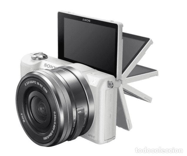 Cámara de fotos: SONY ALPHA 5000 + OBJETIVO 16-50mm f/3 3.5-5.6 OSS SILVER NUEVA - Foto 2 - 228149450