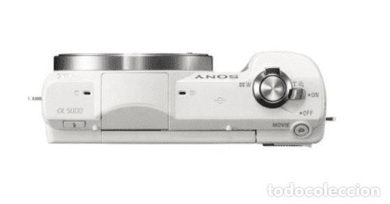 Cámara de fotos: SONY ALPHA 5000 + OBJETIVO 16-50mm f/3 3.5-5.6 OSS SILVER NUEVA - Foto 3 - 228149450
