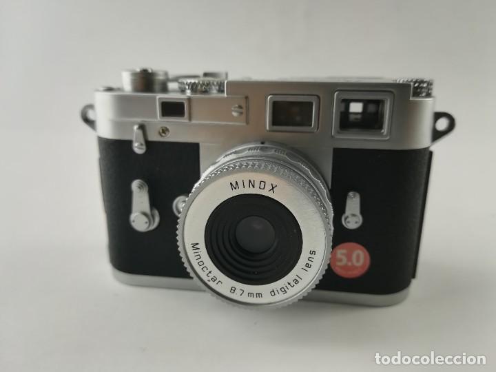 CAMARA MINOX LEICA M3 5MPX (Cámaras Fotográficas - Otras)