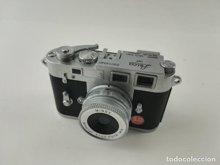Cámara de fotos: CAMARA MINOX LEICA M3 5MPX - Foto 2 - 228150785