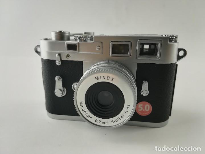 Cámara de fotos: CAMARA MINOX LEICA M3 5MPX - Foto 3 - 228150785