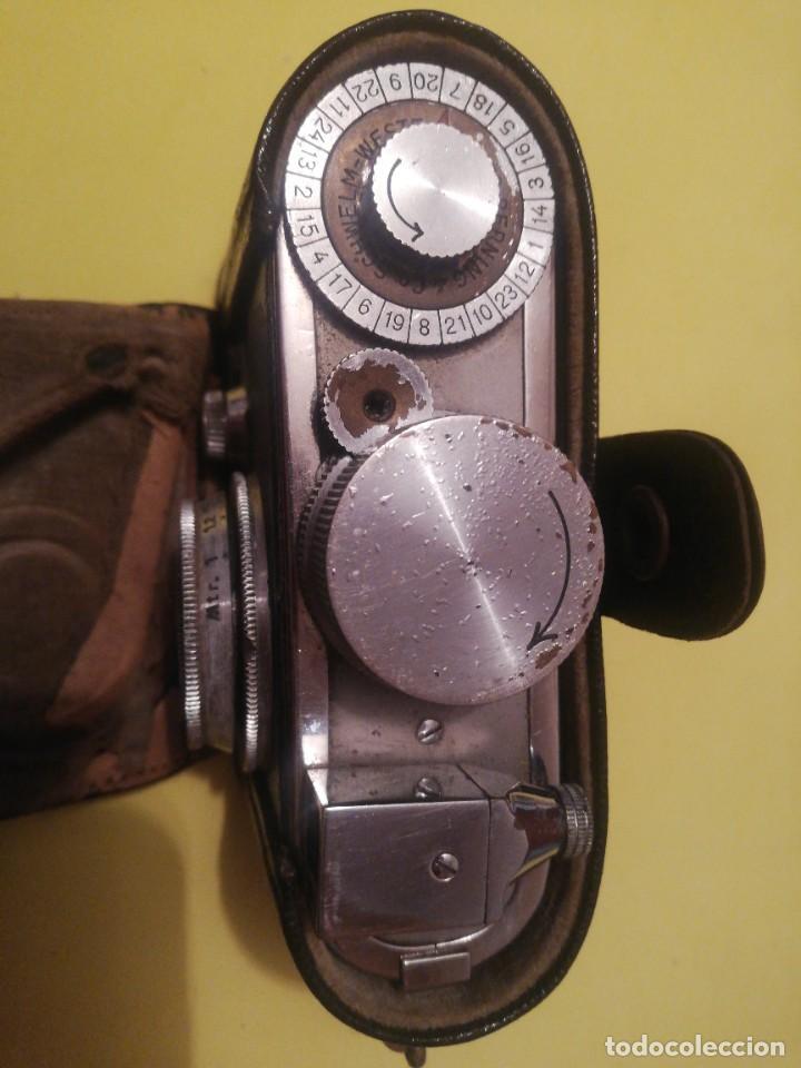 Cámara de fotos: Rara y escasa cámara de fotos antigua marca robot - Foto 3 - 228154700