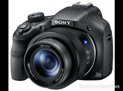 CAMARA BRIDGE SONY DSC-HX400VB NUEVA 20.4 MP - ZOOM ÓPTICO: 50X (Cámaras Fotográficas - Otras)